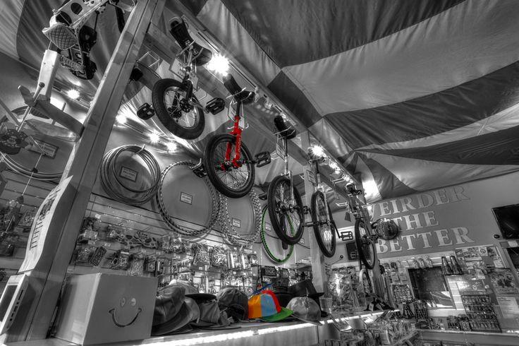 Unicycles, Hats and Hoops. =) #unicycle #hat #hulahoop #hoop