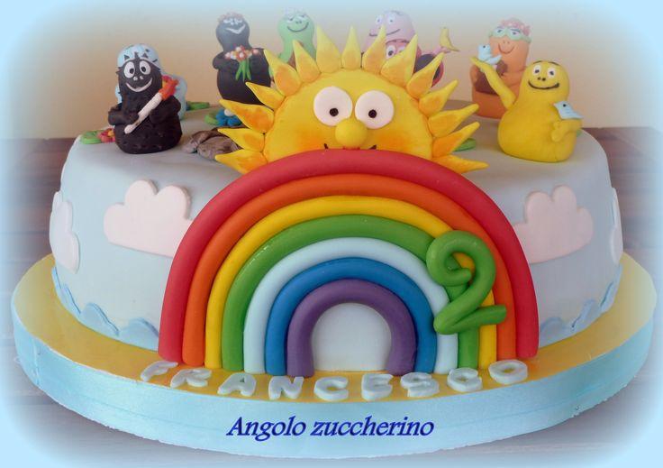 Barbapapà e l'arcobaleno