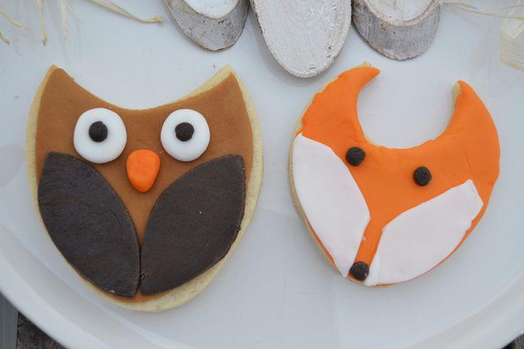 Woodland Μπισκότα και το Χριστουγεννιάτικο Τεύχος του C2 - Craft Cook Love