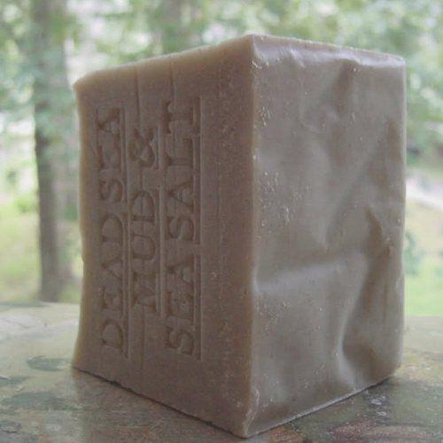 Jabon Casero De mar Muerto  Contiene grandes cantidades de sal, así como también de azufre, que ayudan a limpiar y purificar la piel.