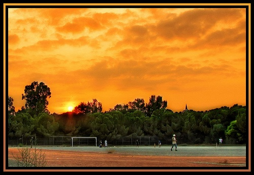 #Cricket Sunset HDR    Share and Repin if you like this. Thanks