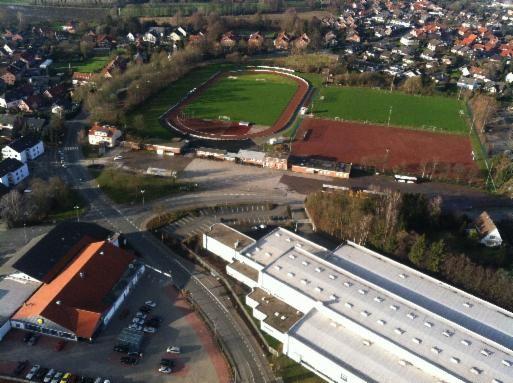 Stadion Ballonteam - Beckmann