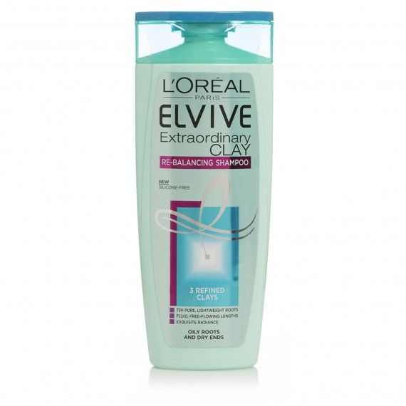Shampoo And Conditioner: L'Oréal Elvive Shampoo, £1.48