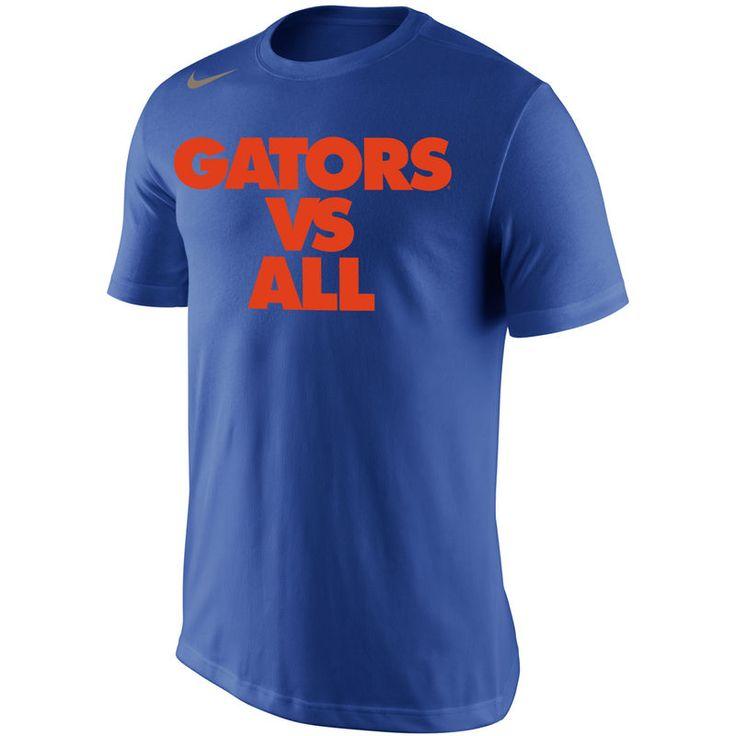 Florida Gators Nike Selection Sunday All T-Shirt - Royal