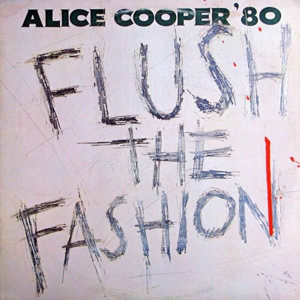 Alice Cooper Flush The Fashion 2018 Indie Exclusive Green Vinyl
