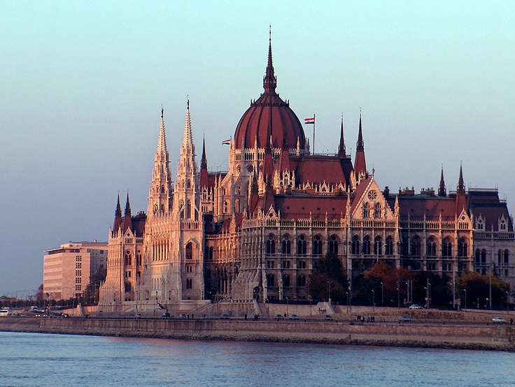 Hungary Budapest Parliament  I am going one day! It's on my bucket list!! :)