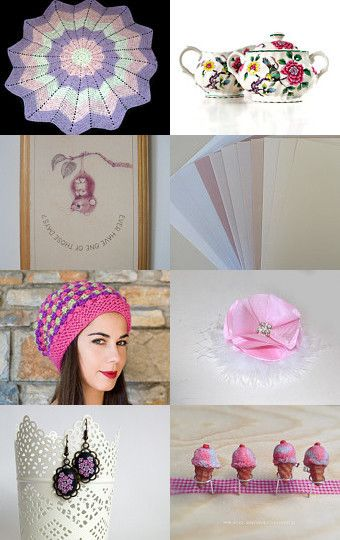 Soft Spring Beauty by Diana on Etsy--Pinned with TreasuryPin.com