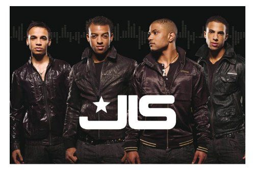 Pyramid JLS - Group Poster - 61x91.5cm An English boy band consisting of members Aston Merrygold Orits Williams J.B. Gill and Marvin Humes. They originally signed to Tracklacers production company New Track Ci (Barcode EAN = 5051840140505) http://www.comparestoreprices.co.uk/january-2017-1/pyramid-jls--group-poster--61x91-5cm.asp