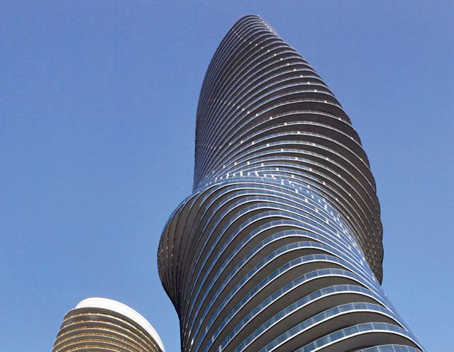 14 best images about worlds tallest buildings museums for Architecture firms mississauga