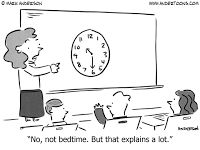 YON ENGLISH COM.: EVERY - ALL, & TELLING TIME