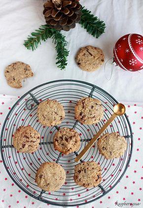 Lebkuchen-Schuko-Kekse