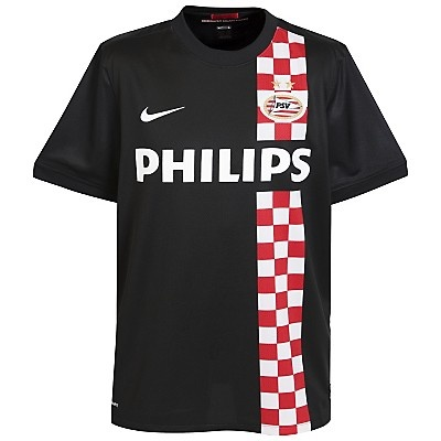 PSV EINDHOVEN - Holanda Uniforme 2 2010 - 2011 - Paesi Bassi - Netherlands - holland, - futebol, football, soccer, voetbal, calcio, club