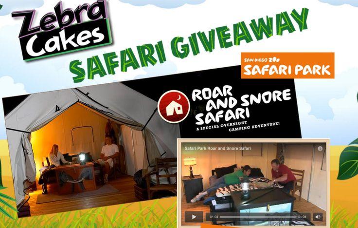 Win a Safari Getaway