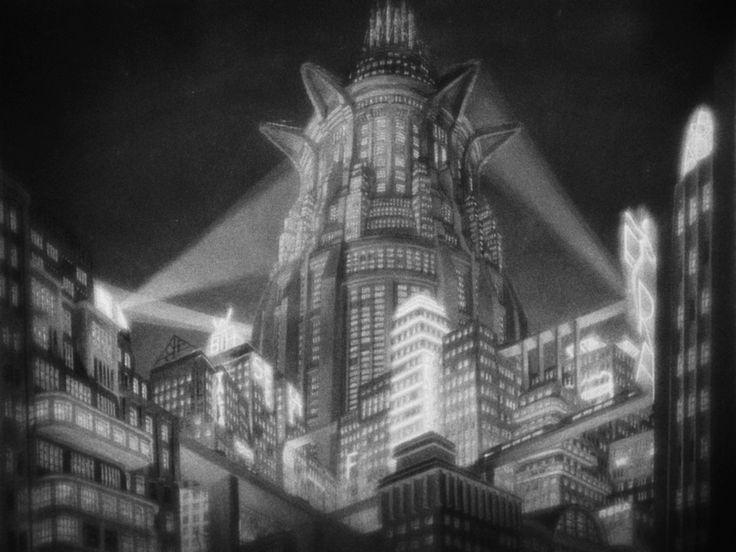 Significance of Metropolis(Film) Paper