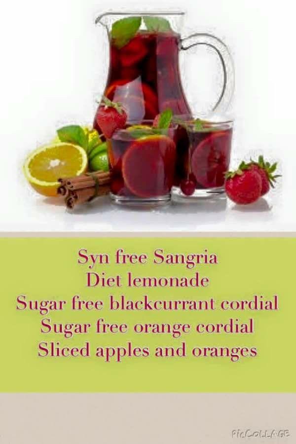 Syn free Sangria
