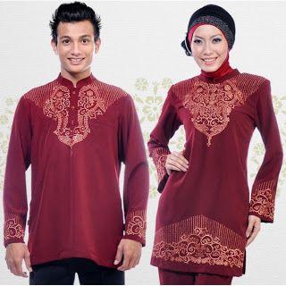 Baju Muslim Pasangan - Peluang Usaha dan Dunia Kerja