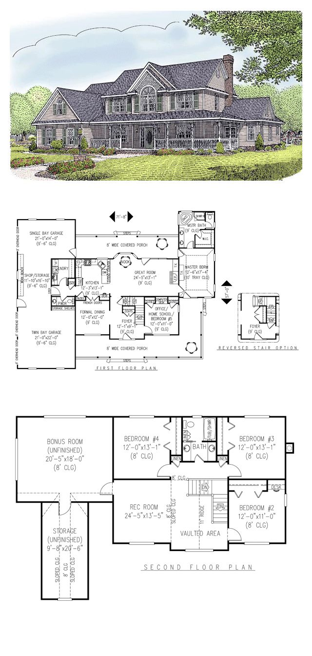 1285 best house plans images on pinterest house floor plans