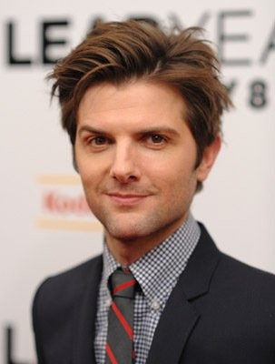 "Adam Scott. Favorite films/shows: The Vicious Kind, Friends with Kids, ""Parks and Recreation,"" ""Party Down,"" Step Brothers"