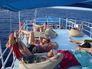 Boat trip - from Seminar Center Lykia