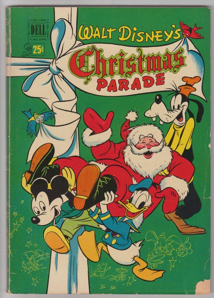WALT DISNEY'S CHRISTMAS PARADE #2 (November, 1950)