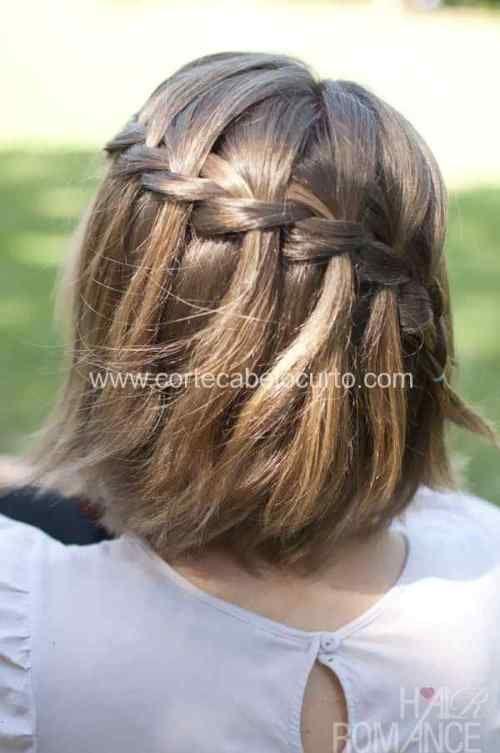 8 tranças perfeitas em cabelos curtos #cabeloscurtos #shorthair #pelocurto