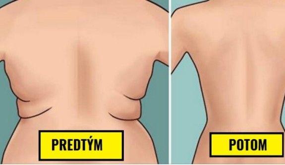 7 cvikov, ako sa zbaviť tuku na bokoch: Všetky sú neskutočne jednoduché! | Nápady-Návody.sk
