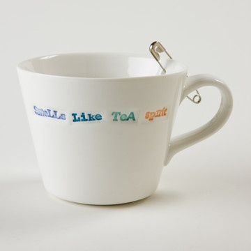Punk Tea Spirit Bucket Mug