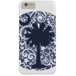 Palmetto Tree and Moon Navy Phone Case Design -  Palmetto Tree and Moon Navy Phone Case Design  $41.25  by CarolinaDesigner  #SouthCarolina