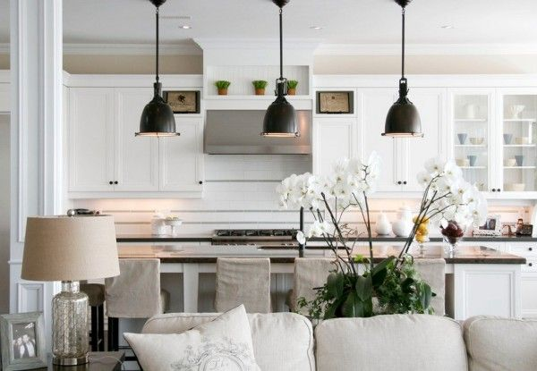 kitchen pendent lights | ... kitchen e1371742549603 Choosing The Perfect Kitchen Pendant Lighting