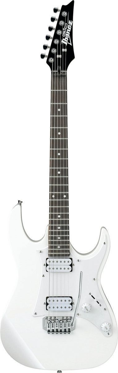 Ibanez GRX20WWH Electric Guitar White