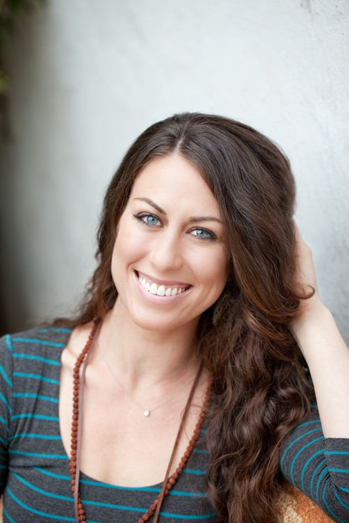 Jenny Blake Headshot — Author, Micro-Business Coach, Speaker, Yoga Teacher