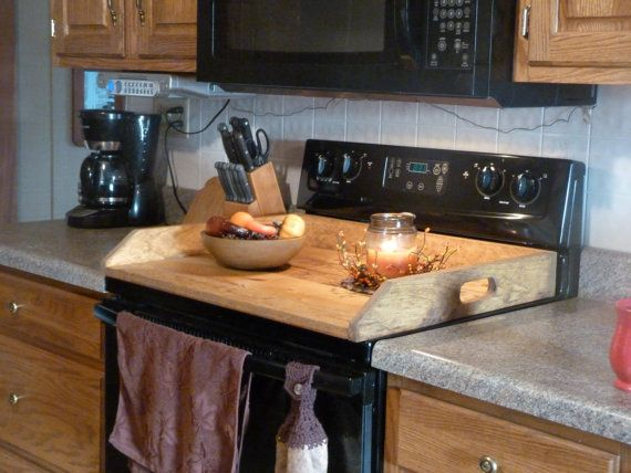 Primitive Kitchen Noodle Board Dough Board by RusticPrairieCottage
