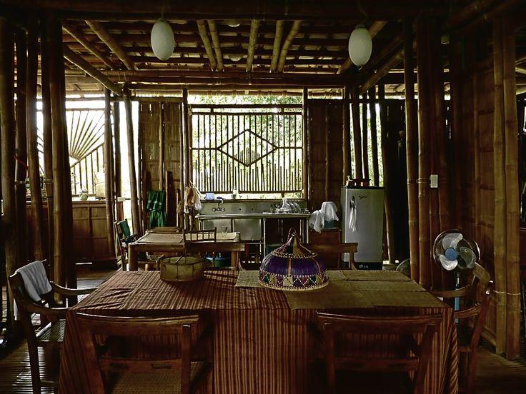 10 best bahay kubo images on Pinterest Bamboo architecture