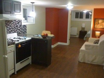 2 BR Basement #Apartment For #Rent In #Toronto Near Dufferin & St. Clair.