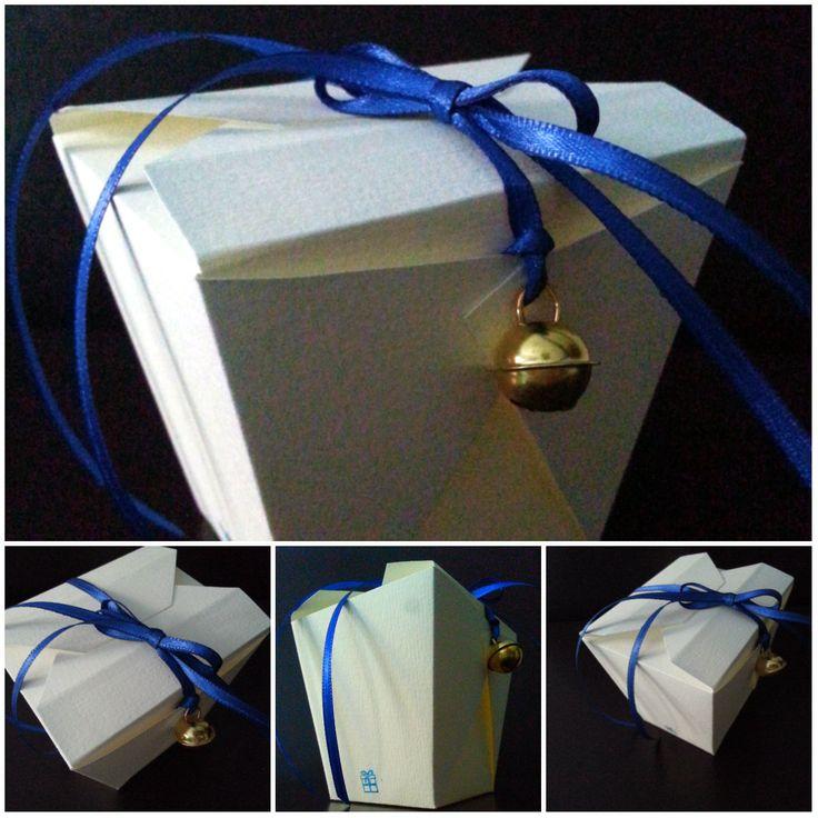 #DIY #asiabox #weddingfavors instruction http://www.weddingstyle.de/de/diy/basteln-hochzeit/verpackungen-boxen/asia-box/
