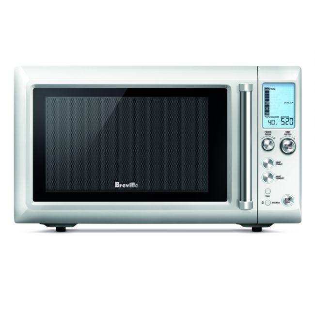 sharp half pint microwave oven. jb hi-fi | breville quick touch compact microwave oven sharp half pint