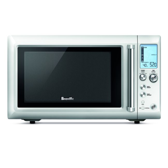 JB Hi-Fi | Breville Quick Touch Compact Microwave Oven