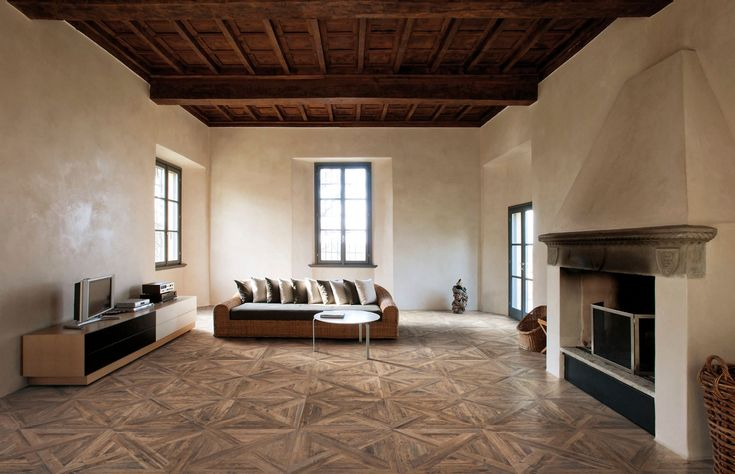 #Lapicida #Parquet #Brown is a #wood effect #porcelain #tile with light and dark #brown tones. This hard-wearing #tile is easy to maintain and clean and has been used with great success in both commercial and residential designs.