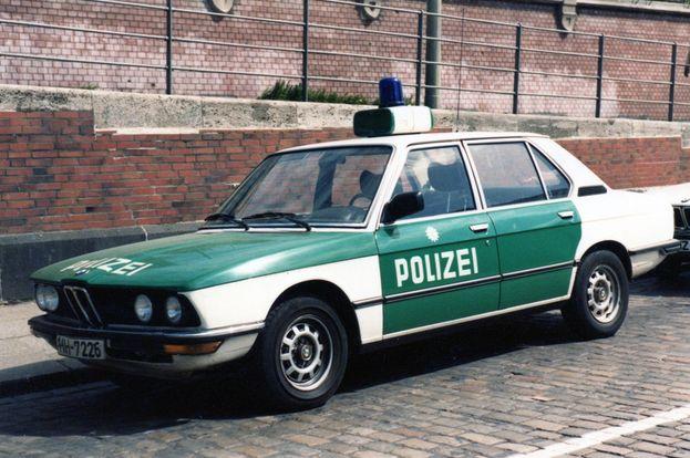 Germany - BMW 525 i