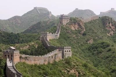 La Gran Muralla China | LUGARES SORPRENDENTES