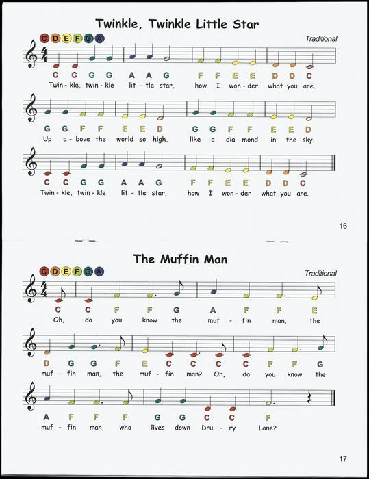 BOOMWHACKERS Boomwhackers. Twee liedjes:  Twinkle twinkle little star. The muffin man.: