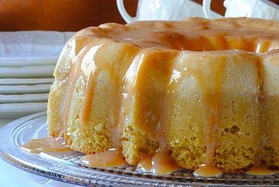 Tres Leches Flan Cake Más