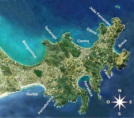 Buzios, Brazil - so many beaches, so little time!