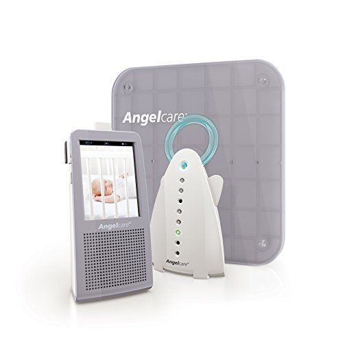 Angelcare Video, Movement and Sound Monitor, Gray/white by Angelcare, http://www.amazon.com/dp/B0061PIHOE/ref=cm_sw_r_pi_dp_x_K21FzbH8TNZ3Z