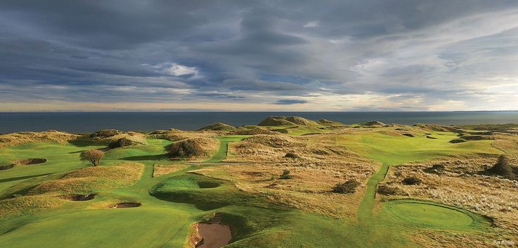 Want New Ireland Golf Adventure? Try Ballyliffin, Rosapenna And European Club