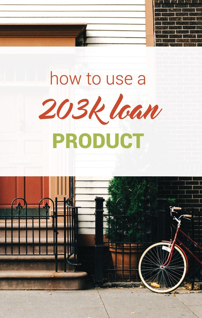 What a 203k renovation loan is and my experience using one!