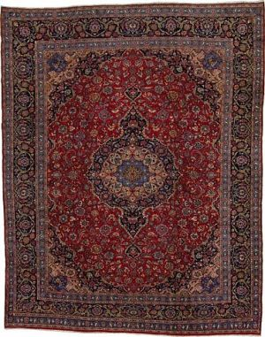 9' 8 x 12' 3 Kashmar Rug  on  Daily Rug Deals