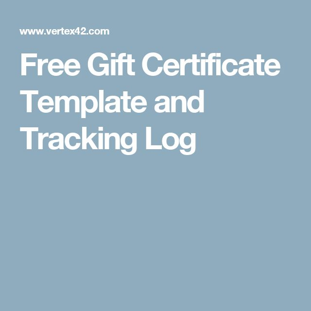 The 25+ best Free gift certificate template ideas on Pinterest - gift certificate template word
