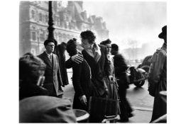 Il Bacio dell'Hotel de Ville, 1950 atelier Robert Doisneau