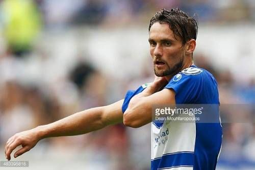 07-09 DUISBURG, GERMANY - AUGUST 08: James Holland of MSV... #duisburg: 07-09 DUISBURG, GERMANY - AUGUST 08: James Holland of… #duisburg
